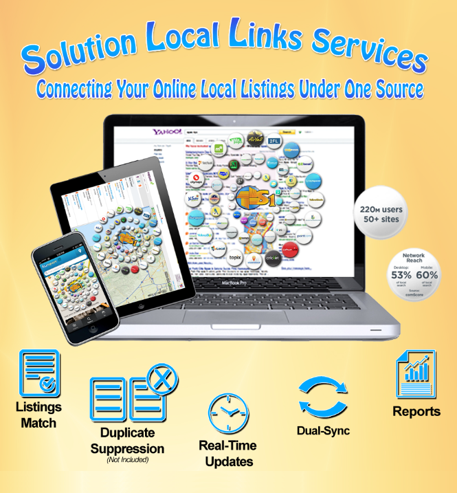 Solution Local Links Services