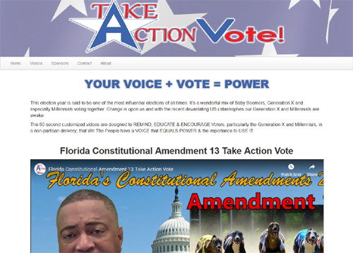 Take Action Vote!
